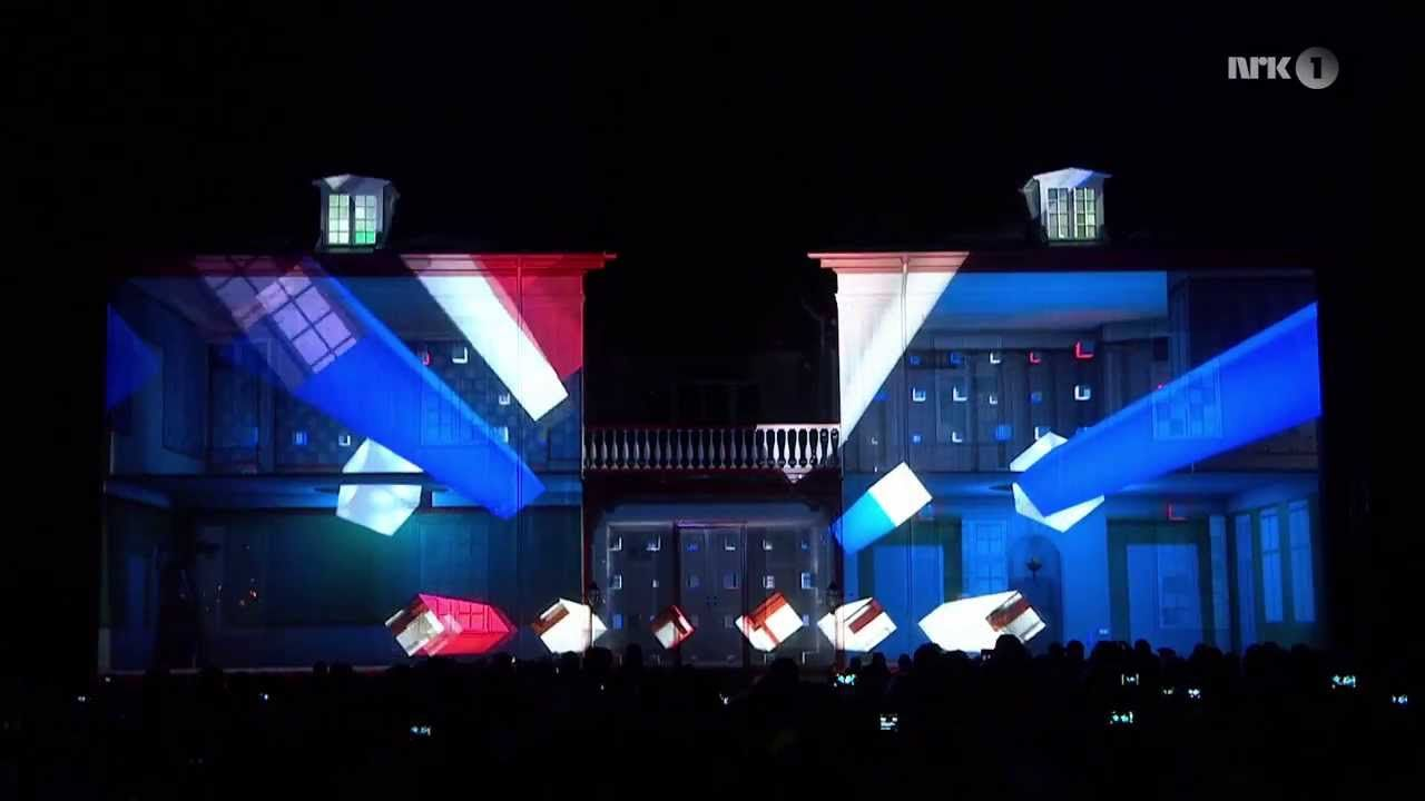 Amazing video from Norway's Celebration at Eidsvoll, 200 years in 4 minutes