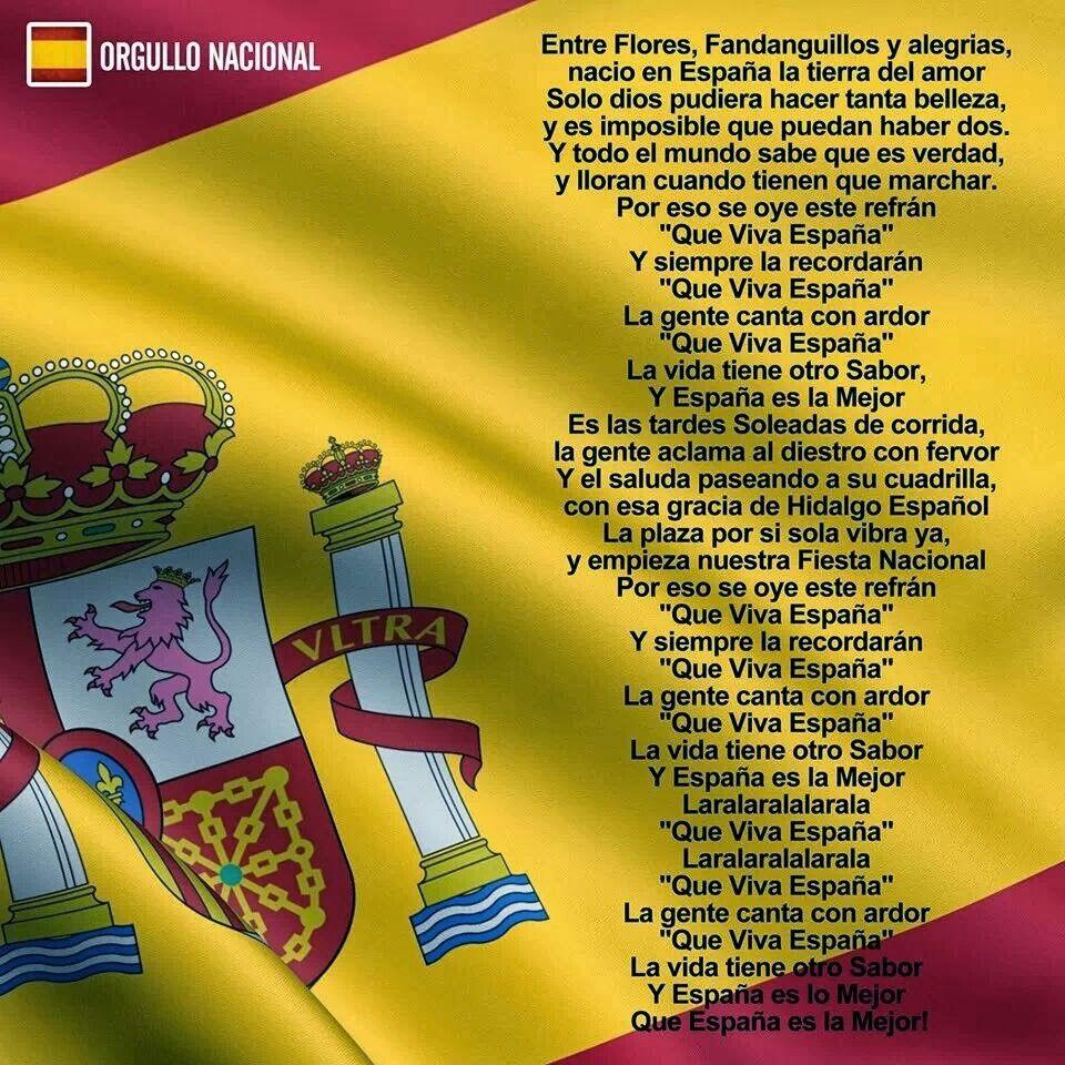 Que viva España