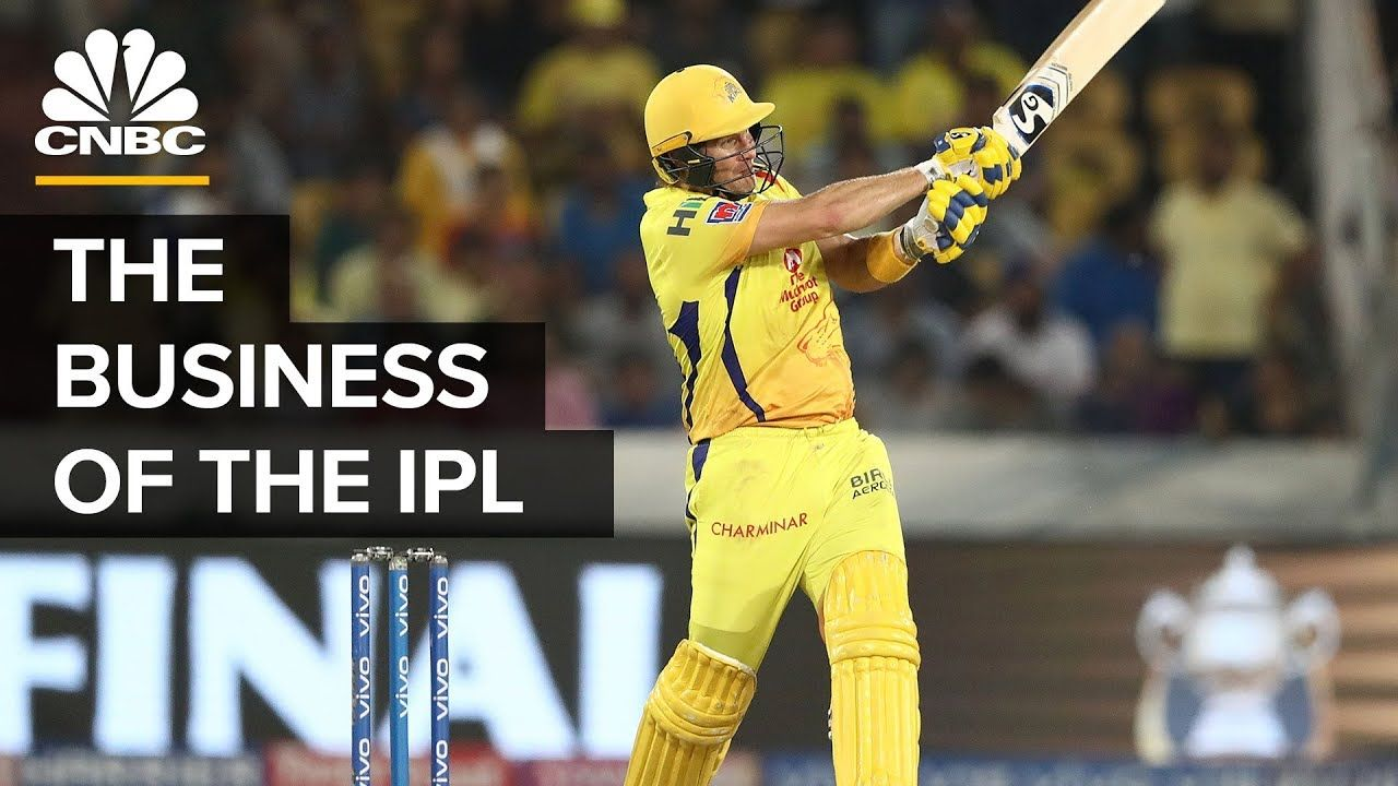 How The IPL Became One Of The Richest Leagues In Cricket