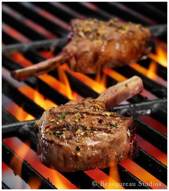 Beaugureau Studios Lamb Chops Lamb Recipes Lamb Chop