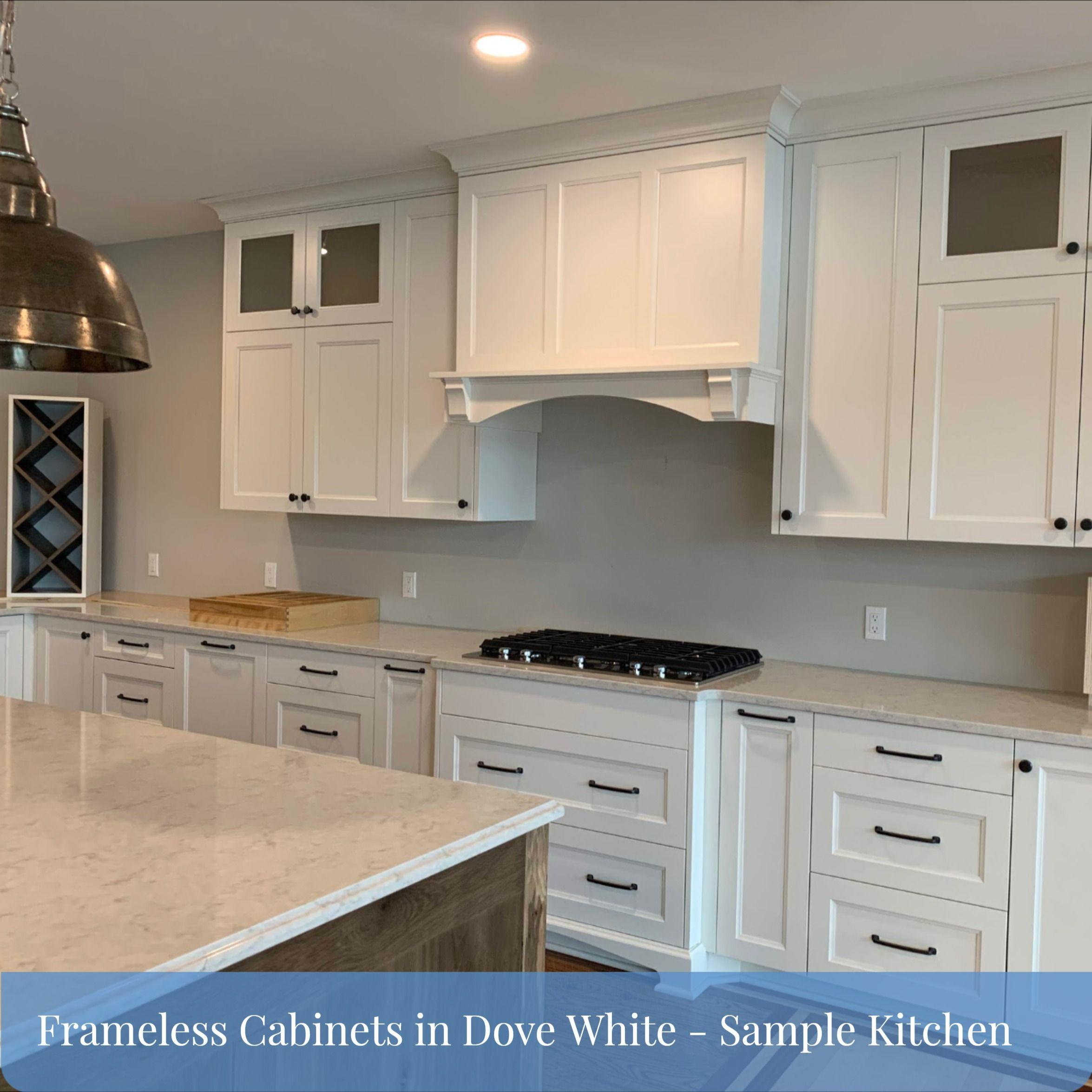 Custom Cabinet Showroom In 2020 Frameless Cabinets Frameless Kitchen Cabinets Kitchen Wall Storage