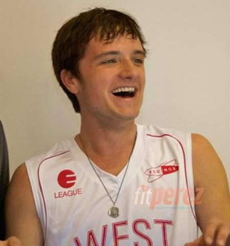 Josh Hutcherson shows off his Pyrrha necklace. Stylish for both guys and girls! marcasaclothing.com