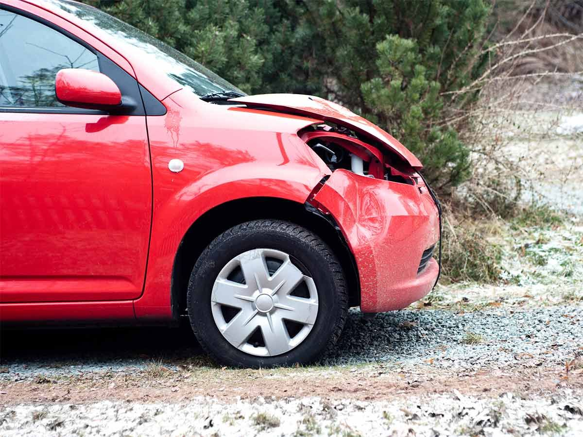 What to do after a car accident BEARCE INSURANCE Scrap