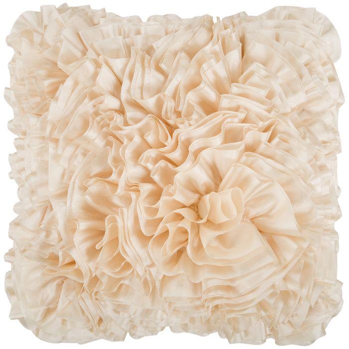House Of Hampton Fairon Decorative Throw Pillow Reviews Wayfair Awesome Fairon Decorative Throw Pillow