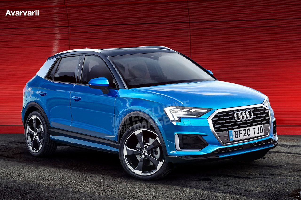First Ever Audi Q1 To Boost Suv Sales For Audi From 2020 Report
