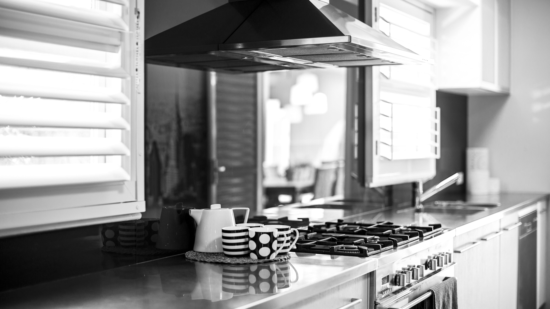New York Loft Style Kitchen  Surfers Paradise Bungalow Gorgeous New York Kitchen Design Style Design Decoration