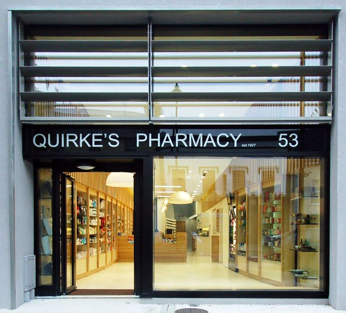 pharmacy shop front recent work Pinterest Pharmacy, Passive - brilliant k chen duisburg