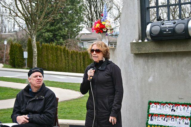 Vancouver Vigil    #DDoM2015