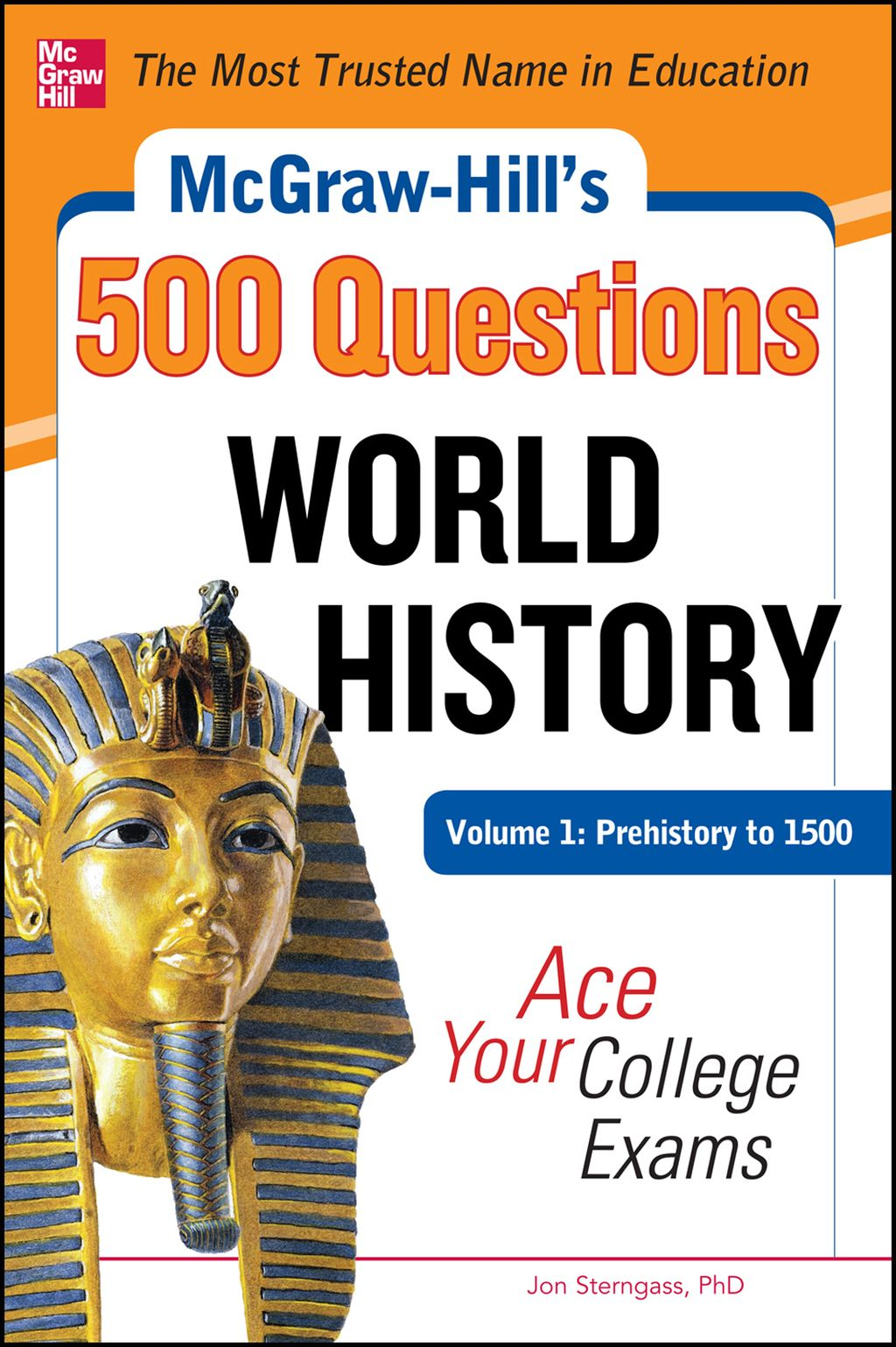 Mcgraw Hill S 500 World History Questions Volume 1