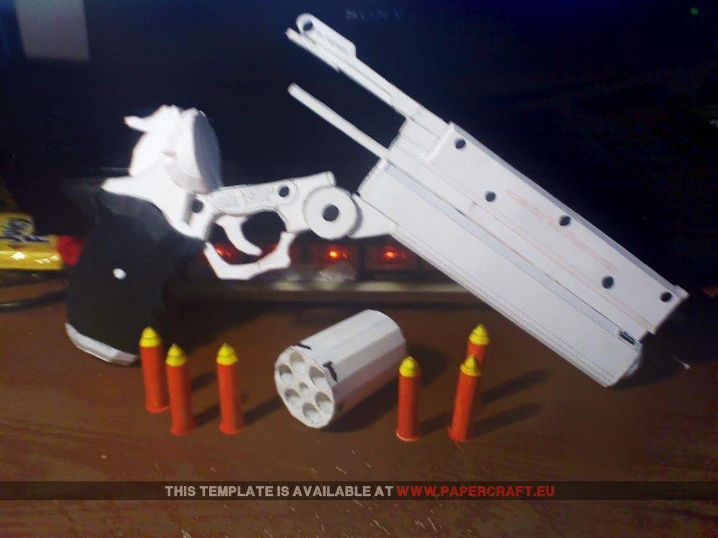 Weapons papercraft paper pinterest papercraft and weapons weapons papercraft pronofoot35fo Gallery