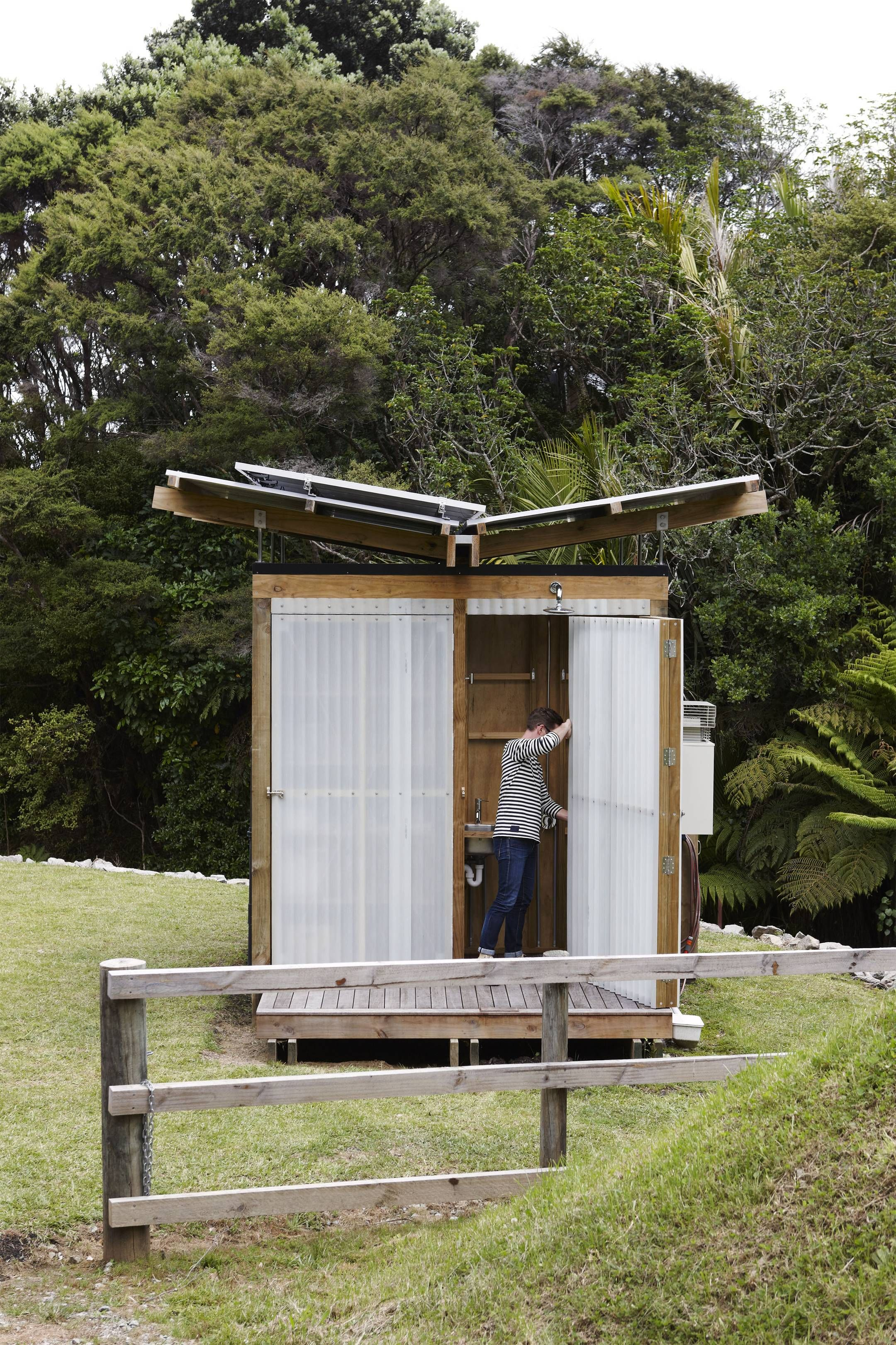 Utility Shed by Herbst Architects Utility sheds, Shed
