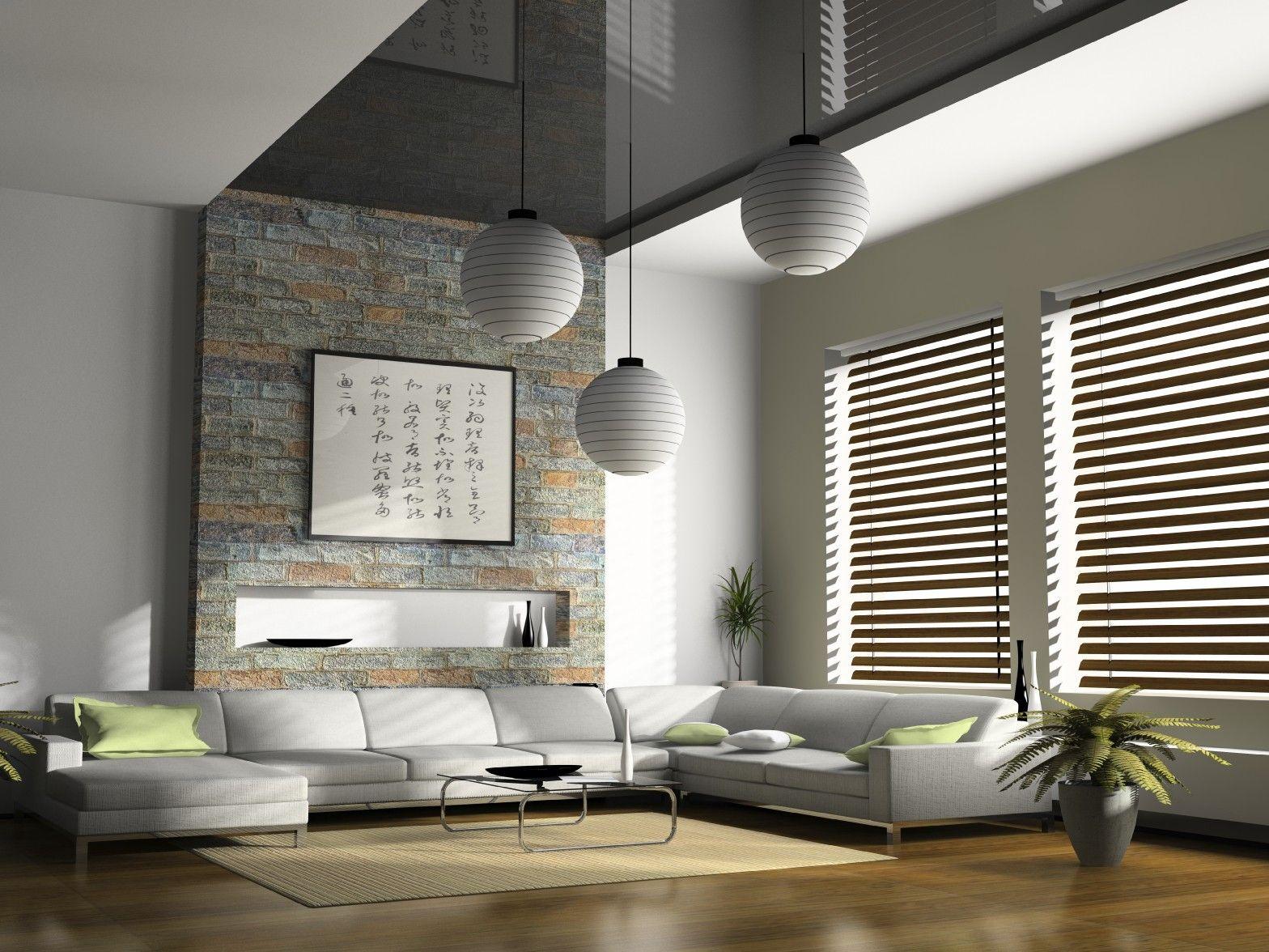 decoracin de salones modernos estilo minimalista