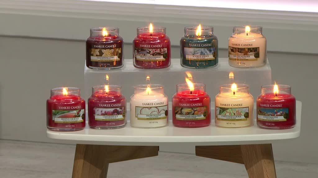 Qvc Weihnachten 2018 : on air presentation yankee candle set yankee candle ~ Watch28wear.com Haus und Dekorationen