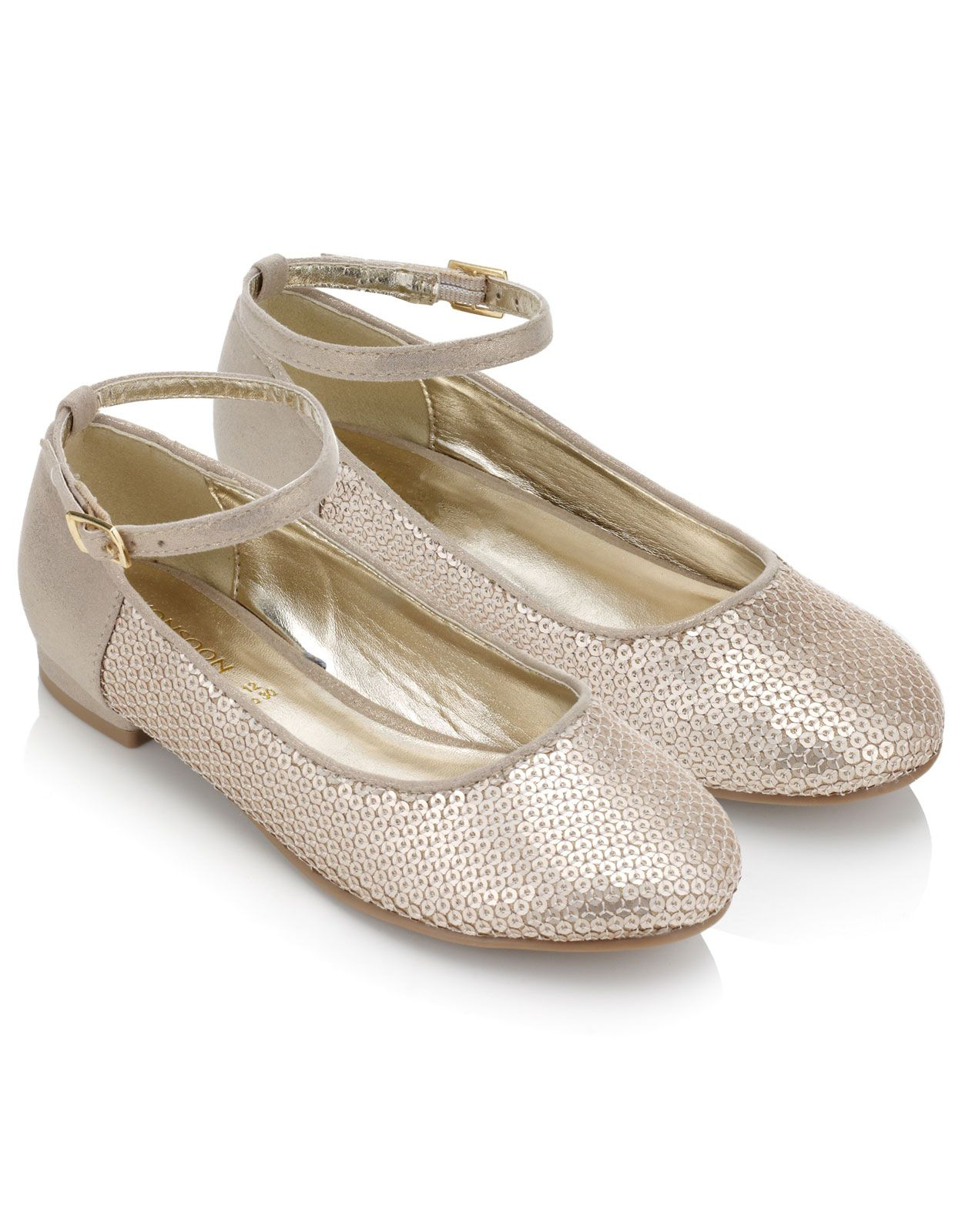 Girls wedding dress shoes  Matte Sequin Flat  Kids clothes that I adore  Pinterest  Wedding