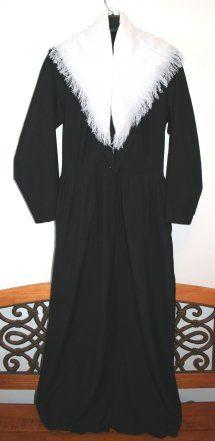Quaker Anne Plain Dress