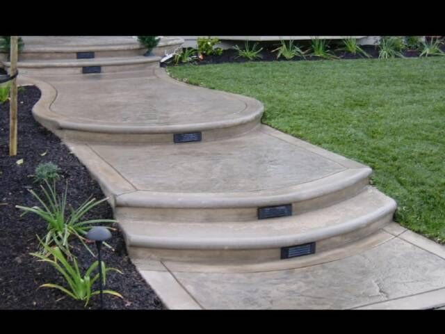Stone Front Steps Design Ideas | Hardscaping and Landscaping company ...