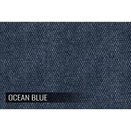 Incstores Hobnail Carpet Tiles Ocean Blue Carpet Tiles