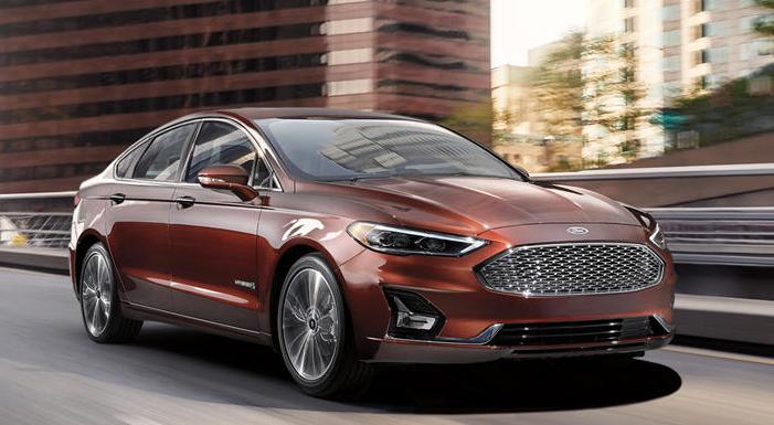Pin On 2022 Ford Fusion Hybrid Titanium