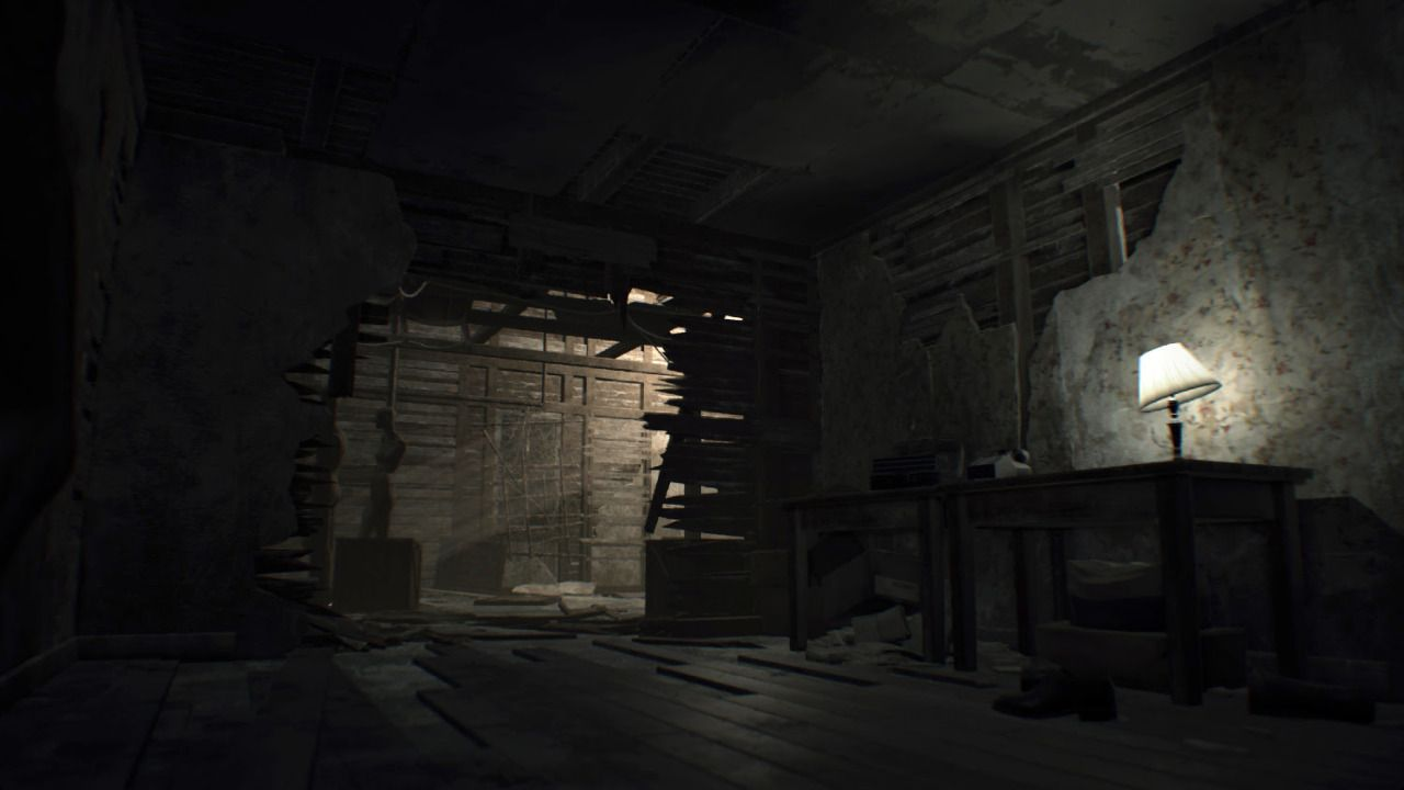 Resident Evil 7 TGS 2016 screenshots - 4K, HDR, and