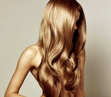 Add a touch of Argan oil to wet hair before drying for the perfect blowout