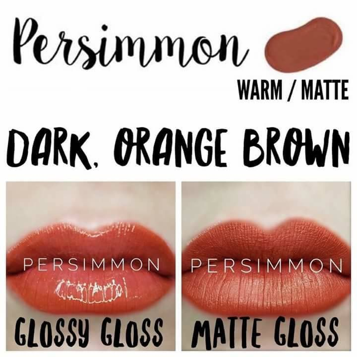 Lipsense Persimmon Glossy Matte Gloss Visit My Page To Browse My
