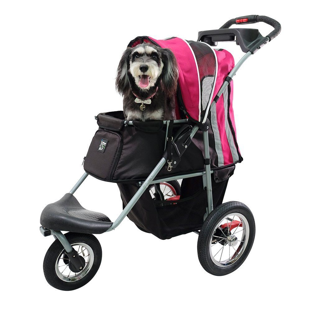 Sturdy Dog Stroller, Cat Stroller for Heavy