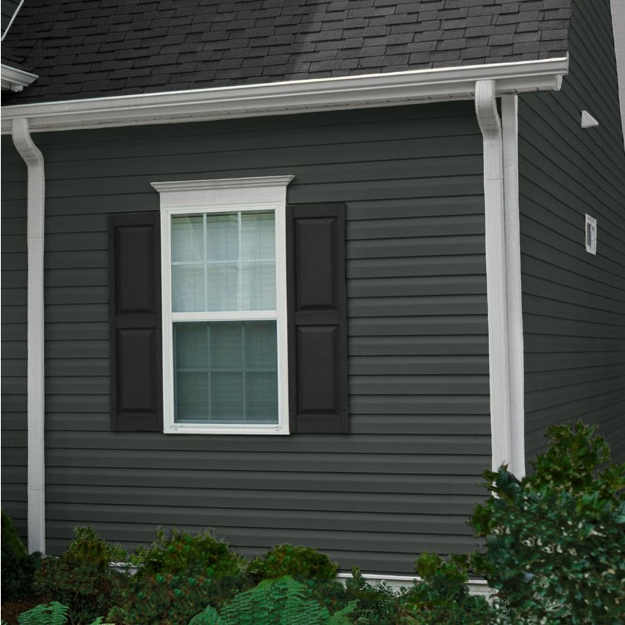 Georgia Pacific Compass Vinyl Siding Panel Double 4 5 Dutch Lap Brunswick 9 In X 145 In Lowes Com Vinyl Siding House Vinyl Siding Dutch Lap Vinyl Siding