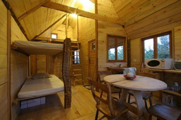 cabanes dans les arbres interieur recherche google. Black Bedroom Furniture Sets. Home Design Ideas