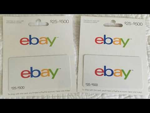 Free eBay Gift Card Codes + iPhone Giveaway! - http ...