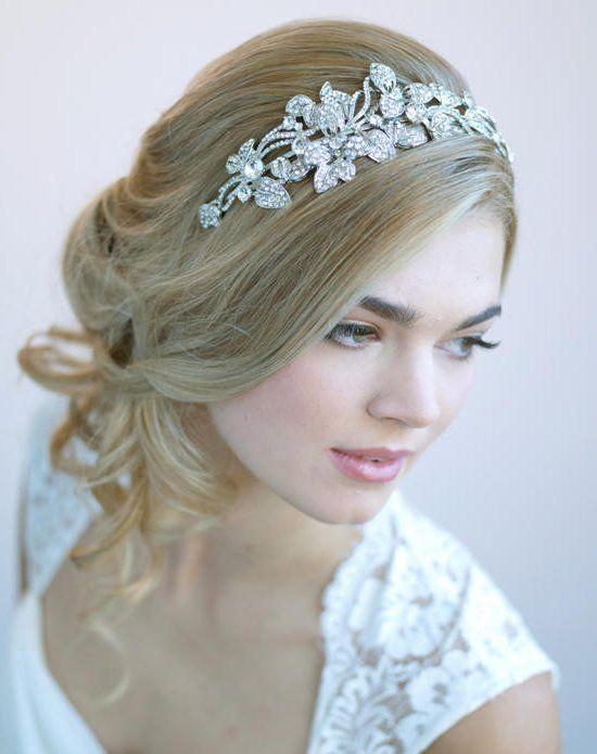 si tienes el pelo largo podrs ir a tu boda luciendo tu larga melena en