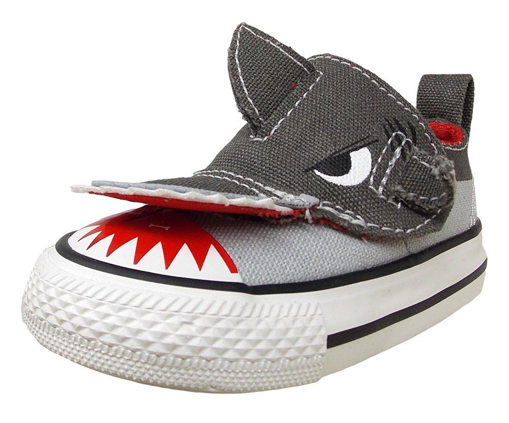 CONVERSE Kids' All Star Creatures No Problem Sneaker Infant