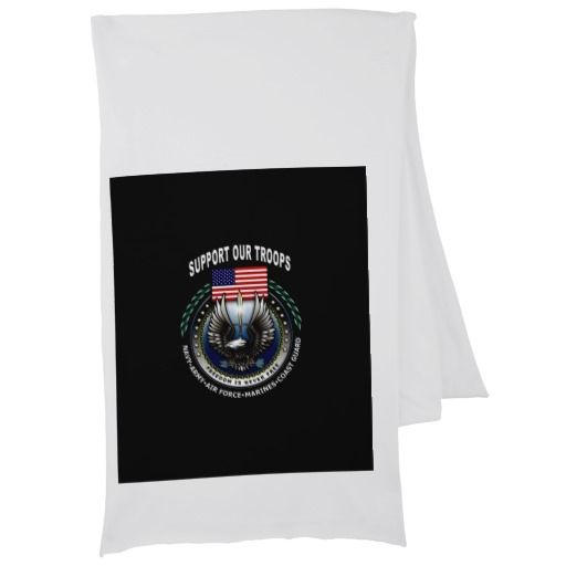 usa support troops ladies scarf