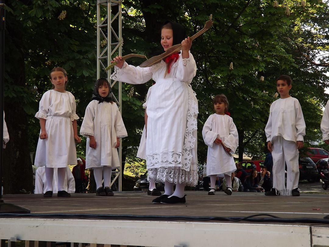 Proslava Praznika rada-Šumica-Sisak