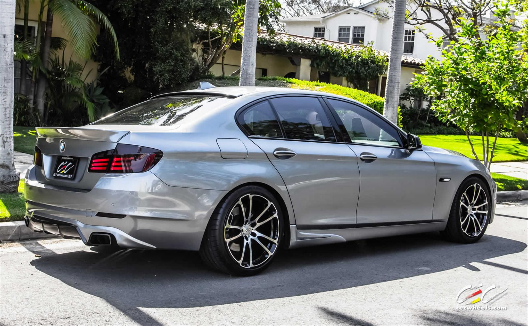Bmw 535i By Cec In Los Angeles Ca With Images Bmw 535i Custom
