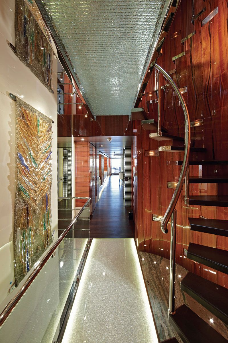 Luxury Yacht Interiors | E&E,