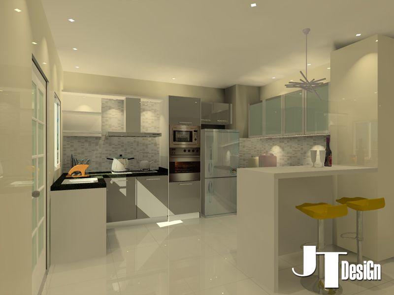 Acrylic Kitchen Cabinet Design   5