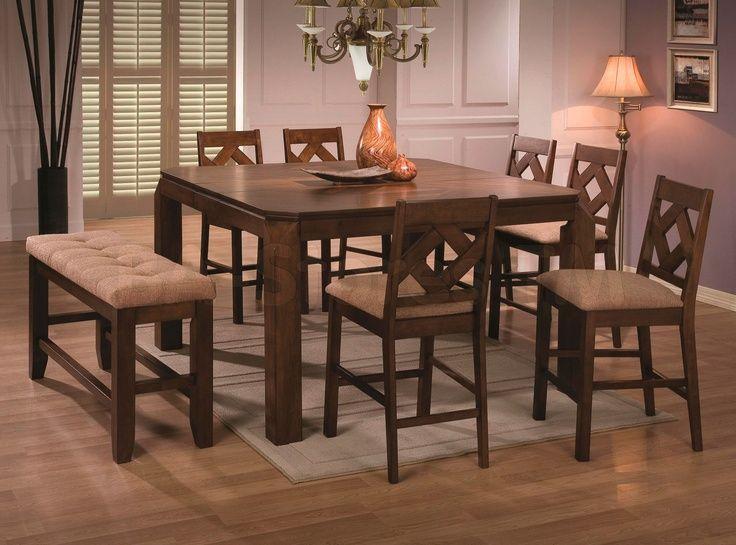 Square Pub Tisch Sets Küchen Platz Pub-Tisch-Sets – Dieses Quadrat ...