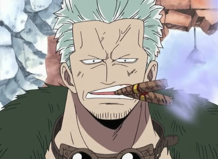 Smoker One Piece Anime