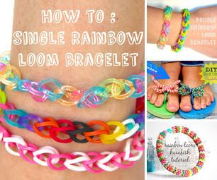 The Ultimate Rainbow Loom Guide