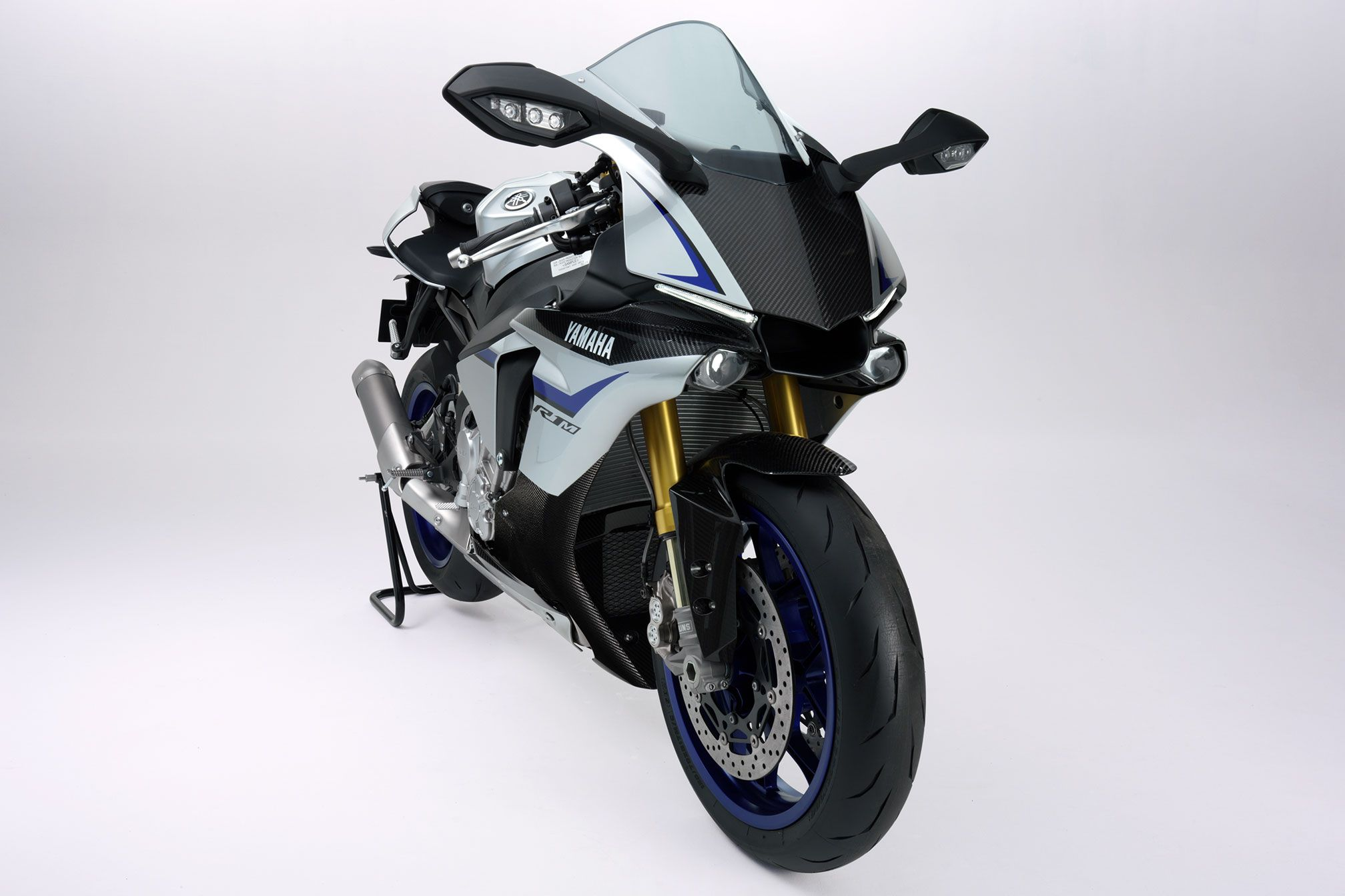 Image Gallery The Yamaha YZFR and RM in Action Sport Rider