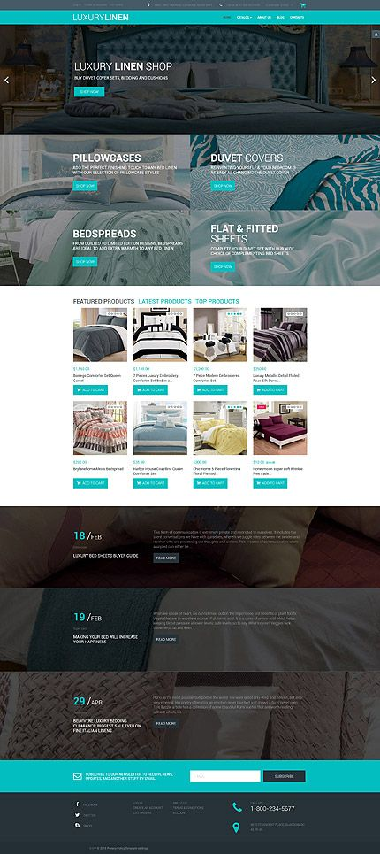 template id 58264 the life of luxury pinterest templates web