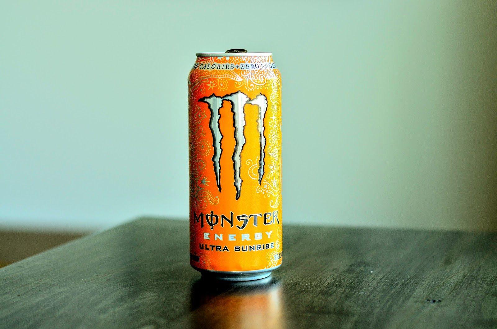 Monster Energy Ultra Sunrise   Monster drink   Pinterest   Monster ...