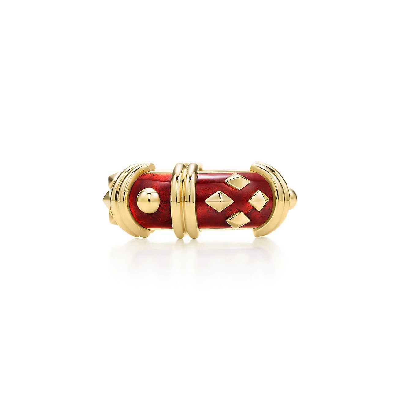 Tiffany & Co. Schlumberger:Dot Losange Ring