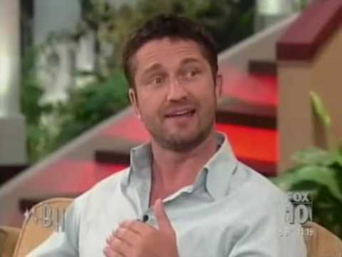 Gerard Butler on The Bonnie Hunt Show Pt. 1 YouTube