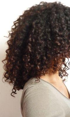 Mixed chicks stuff - Brunette, Medium hair styles, Black hair, Black hair, Adult hair hairstyle picture