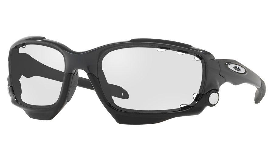 1be92d04c65 Oakley Racing Jacket Prescription Sunglasses - Carbon - Vented Lenses