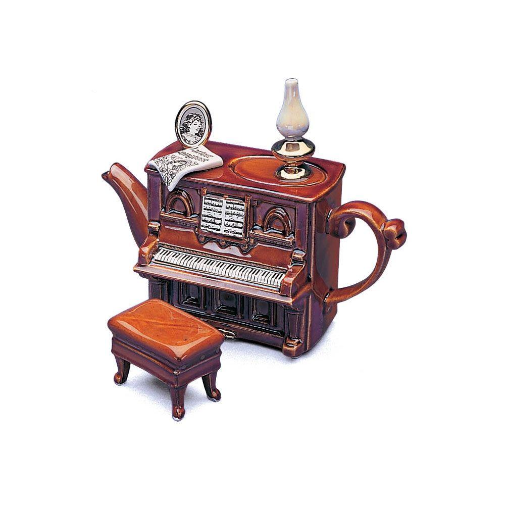 Piano Teapot', shut the front door!