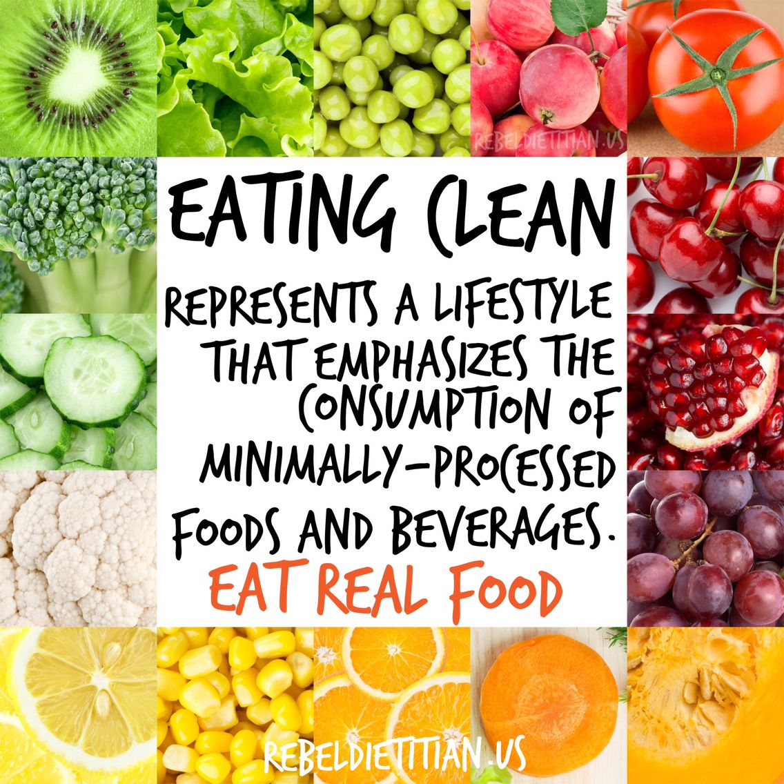 Eating Clean Defined )