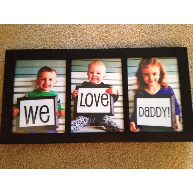 Cute Father's day gift!
