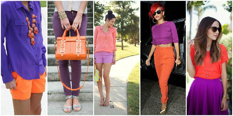 10 Perfect Clothing Colour Combinations For Women Colour